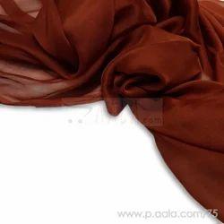 Polyester Flat Chiffon Fabrics