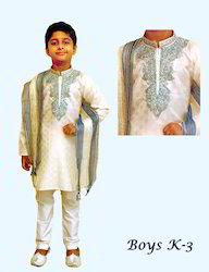 Boys Kurta Pajama With Dupatta