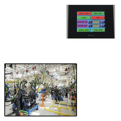 PLC Control Panel for Automation Industry