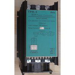 Three Phase Thyristor Power Controllers