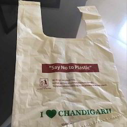 Compostable Carry Bags