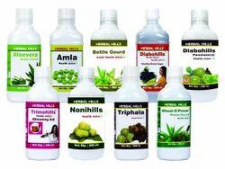Herbal Health Juices