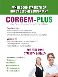 Corgem- Plus Tablets