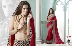 Trendy Party Wear Saree