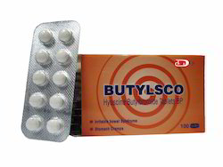 Hyoscine Butylbromide Tablets BP