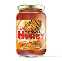 purest possible honey