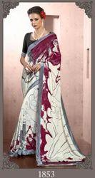 Beautiful Crepe Silk Saree