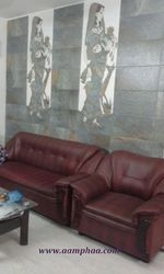 Livingroom Picture Wall Design Tiles