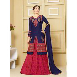 Stylish Lehenga Suit