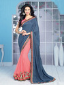 Fancy Party Wear Saree