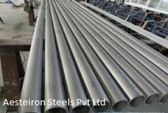 ASTM A814 Gr 321 Welded Steel Pipe