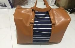 Classic Duffle Travel Bag
