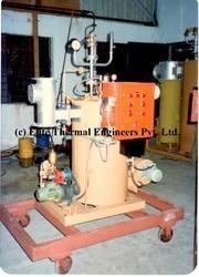 Mobile Steam Generator