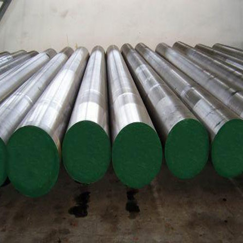 Stainless steel products forged round