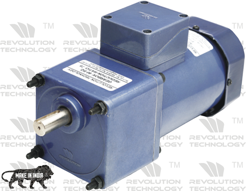 Fractional Geared Motor
