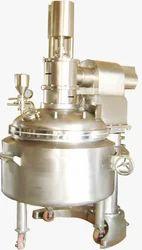 Cream Manufacturing Vessel