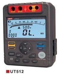 UNI-T 2.5 Kv Digital Insulation Tester Model:UT 512