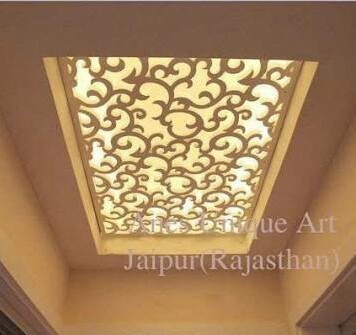 Falsecilling Entrance False Ceiling Design Manufacturer