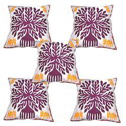 Cut Work Cushion Covers
