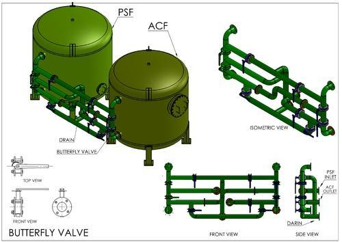 Equipment  - Seawage / Industrial Waste Water Treatment