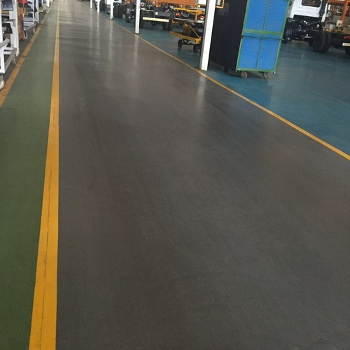 PU-Concrete Floorings - Duracrete