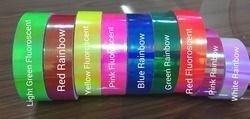 Multi Colour Fluorescent Rainbow Tapes
