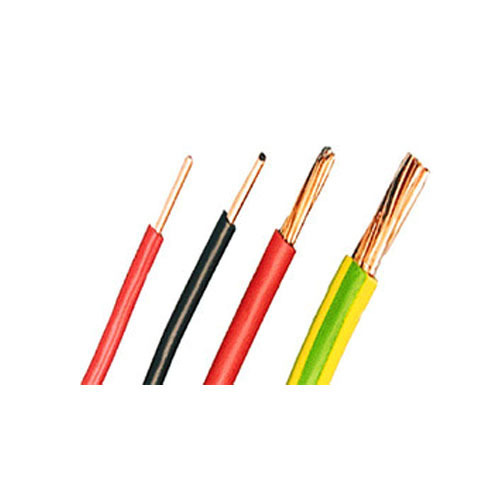 PVC Wires & Cables - PVC Twin Earth Cables Exporter from Jaipur