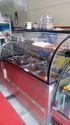 Display Bainmarie Counter