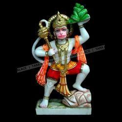 Marble Hanuman God Statue