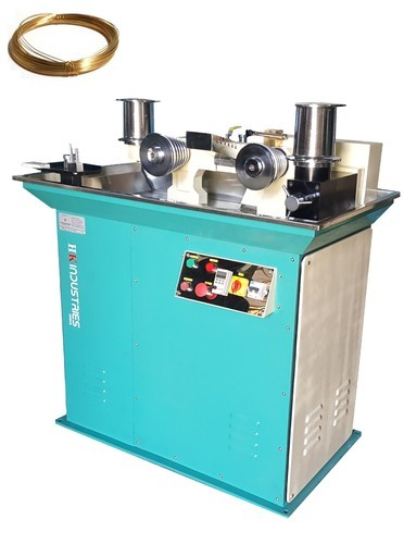 Gold Wire Drawing Machine Six Pass