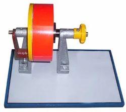 Mechanical Brake System Model