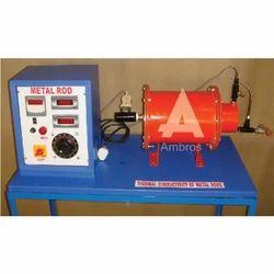 Thermal Conductivity Metal Rod