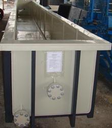 Water Rinse Tank