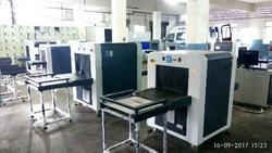 X-Ray Baggage Scanner 6040d