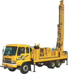 borewell drilling machine