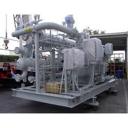 Marine Air Conditioning Refrigeration Plant