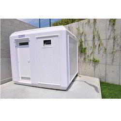 Modular Prefab Toilet
