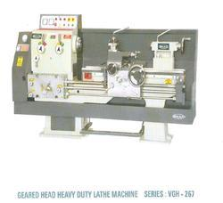 All Gearad Heavy Duty Lathe Machine