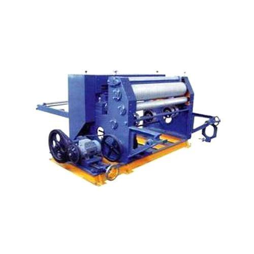 Rotary Paper Corrugated Sheet Cutting Machine