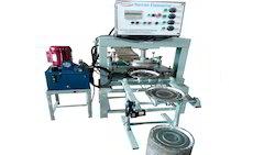 Fully Auto Thali Machine - Vertical Hydraulic