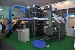 Latest 4 High Tower Web Offset Printing Machine
