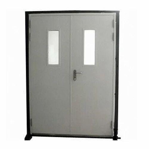 20 Minute Fire Rated Door : Fire doors retardant manufacturer from noida