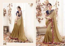 Ladies Ethnic Wear Wedding Saree