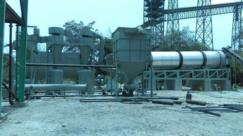 Fly Ash Dryer & Classification System