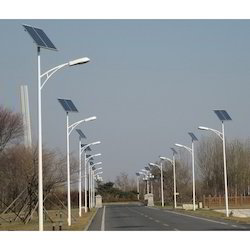 36W Solar Street Light