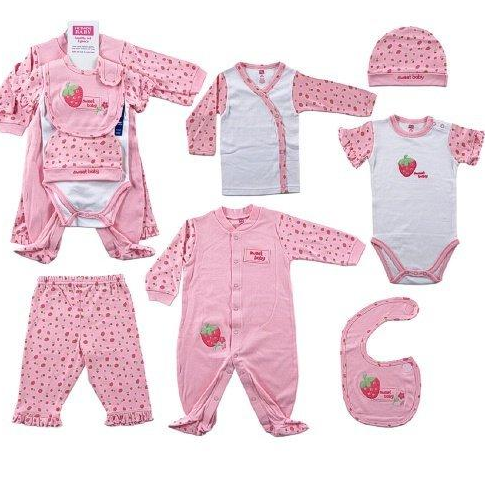 Kids And Baby Wear Baby Cloth Set Wholesale Trader From Rupnagar
