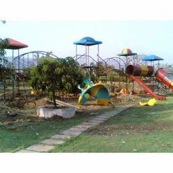FRP Garden Slider