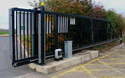 Automatic Motorized Gate