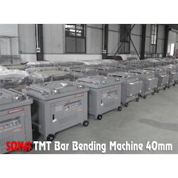 TMT Bar Bending Machine 40 mm