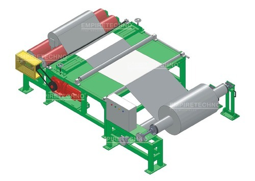 Liner Rerolling Machine